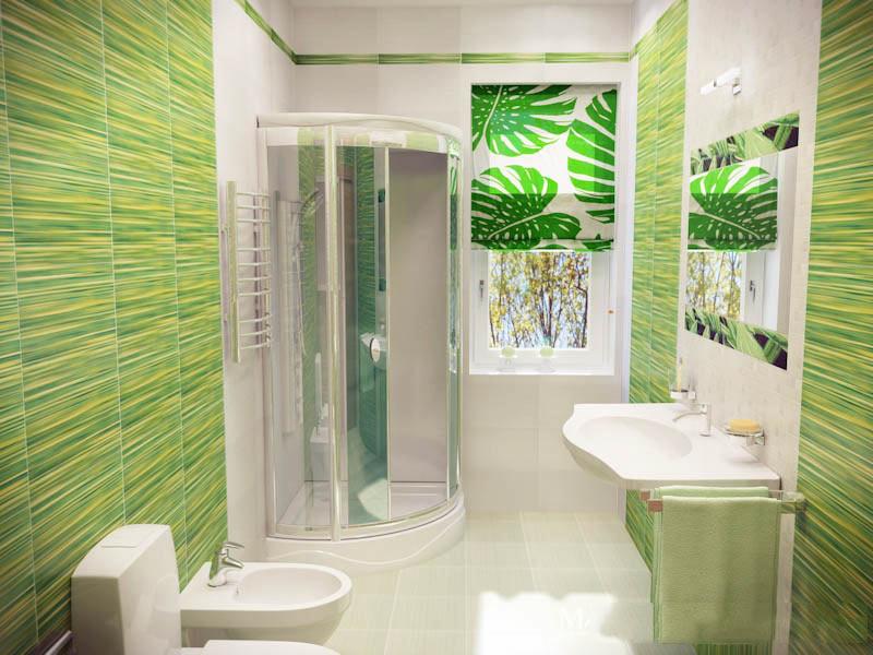 Дизайн ремонт ванной туалета